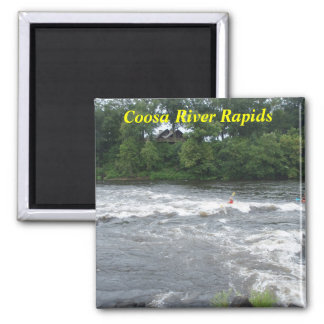coosa river photo magnet