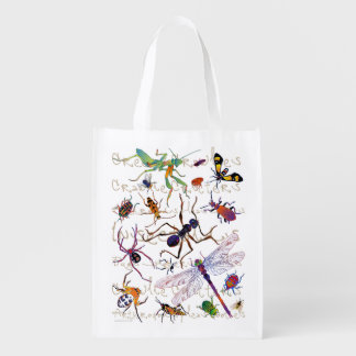 'Cooties' Shopping Bag Reusable Grocery Bag