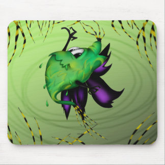 COOTTY MOSQUITO 3 CARTOON MOUSE PAD
