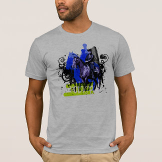 Cop on Horse T-Shirt