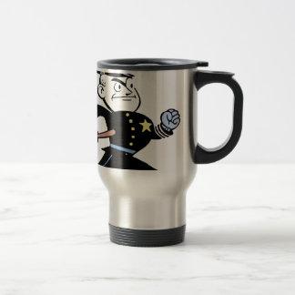 Cop Vintage Travel Mug