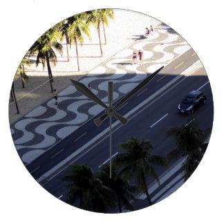 Copacabana Large Clock