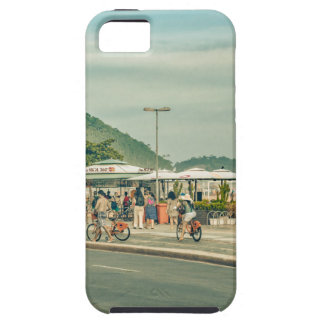 Copacabana Sidewalk Rio de Janeiro Brazil Case For The iPhone 5