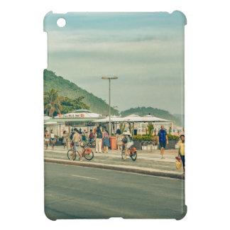 Copacabana Sidewalk Rio de Janeiro Brazil Cover For The iPad Mini