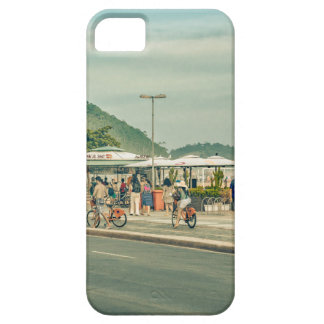 Copacabana Sidewalk Rio de Janeiro Brazil iPhone 5 Case