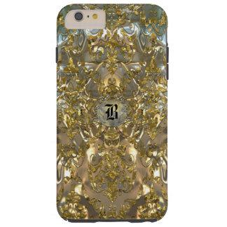 Copachatlin Damask Monogram Tough iPhone 6 Plus Case
