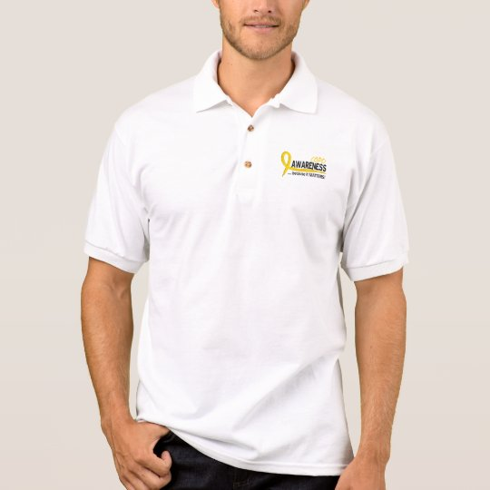 COPD Awareness 2 Polo Shirt