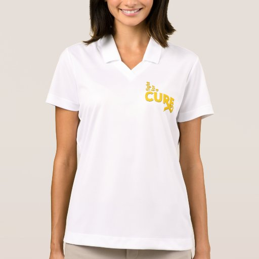 COPD Fight For A Cure Polo Shirts