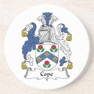 Cope Family Crest Coaster