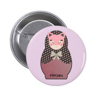 COPECHKA by PØPCHKA 2 Inch Round Button