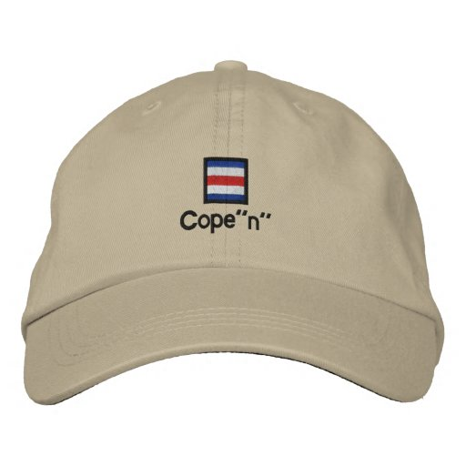 copen embroidered baseball caps