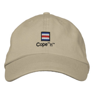 copen embroidered hat