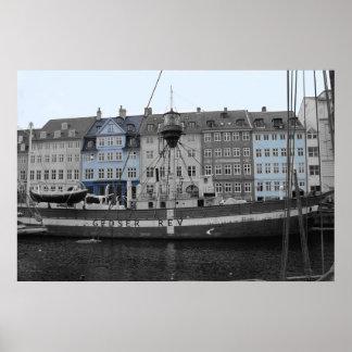Copenhage Poster