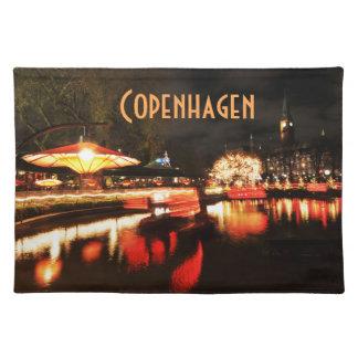 Copenhagen at Christmas Placemat