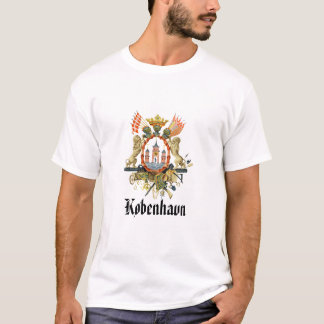 Copenhagen Coat of Arms T-Shirt