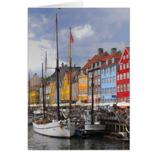 Copenhagen Color Card