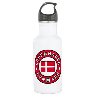 Copenhagen Denmark 532 Ml Water Bottle