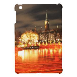 Copenhagen, Denmark at Christmas Case For The iPad Mini