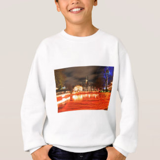 Copenhagen, Denmark at Christmas Sweatshirt