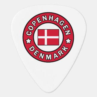 Copenhagen Denmark Guitar Pick