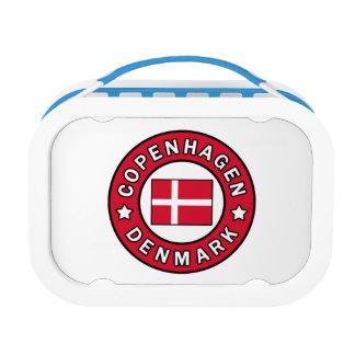 Copenhagen Denmark Lunch Box