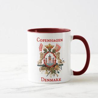 Copenhagen, Denmark Mug