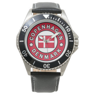 Copenhagen Denmark Watch