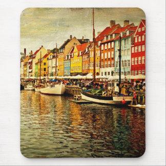 Copenhagen Harbor Mousepad