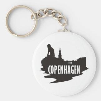 Copenhagen Keychain
