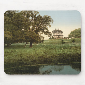 Copenhagen - Klampenborg Hermitage with Park Mouse Pad