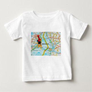 Copenhagen, København in Denmark Baby T-Shirt