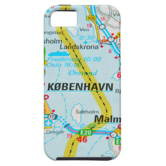 Copenhagen, København in Denmark iPhone 5 Case