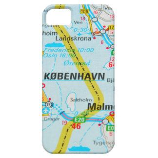 Copenhagen, København in Denmark iPhone 5 Covers