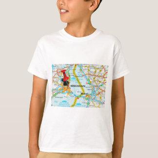 Copenhagen, København in Denmark T-Shirt