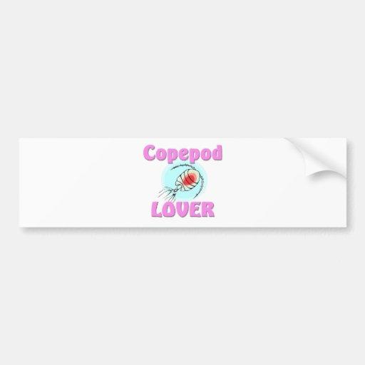Copepod Lover Bumper Sticker