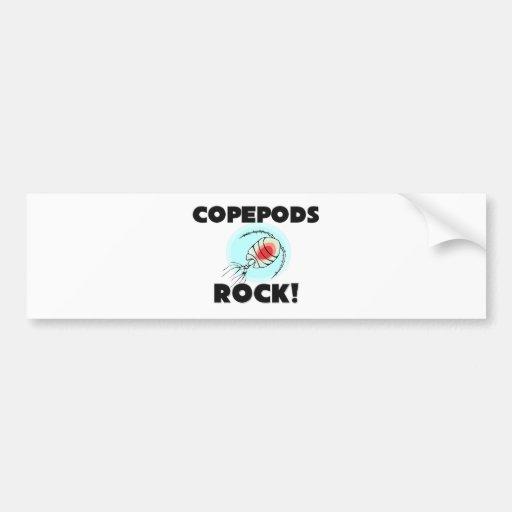 Copepods Rock Bumper Stickers