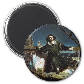 Copernicus 2 Inch Round Magnet