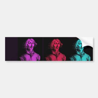 Copernicus Collage Bumper Sticker