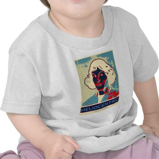 Copernicus Heliocentric (Obama-Like Poster) Shirt