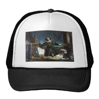 Copernicus Trucker Hat