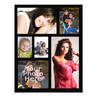Copie de collage de photo, six images photographies
