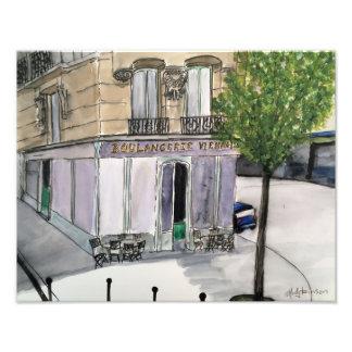 Copie de Paris Photo de Boulangerie