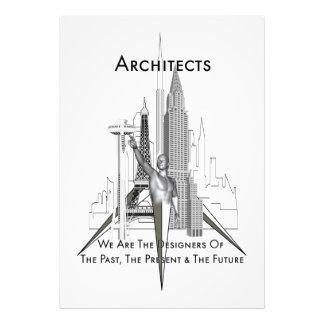 Copie de photo d'architectes