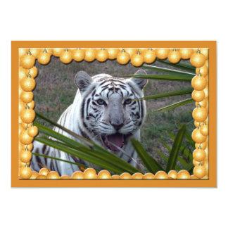 Copie Tiger-c-1 blanche Faire-parts