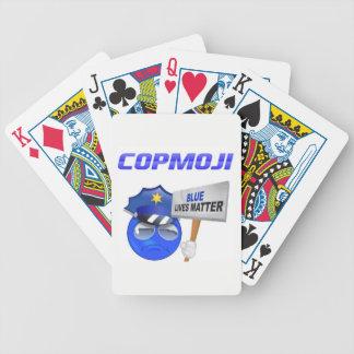 CopMoji Playing Cards