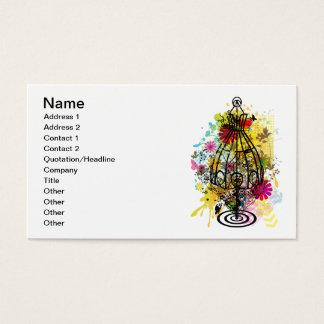 Coppelia Business Card