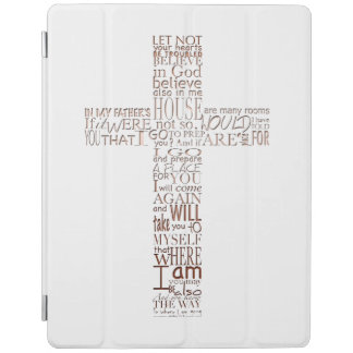 Copper Bible verses from John iPad 2/3/4 Cover iPad Cover