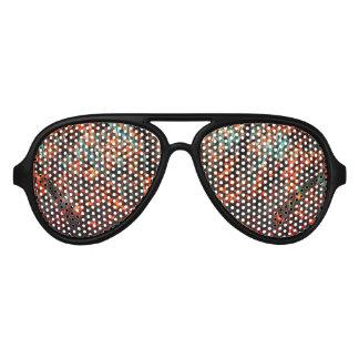 Copper Borealis Aviator Sunglasses