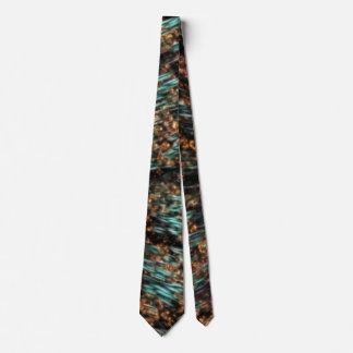 Copper Borealis Tie