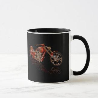 Copper Chopper Mug